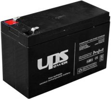 UPS power 12V 7Ah