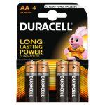Duracell AA alkáli elem