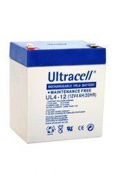 ULTRACELL akkumulátor 12V 4000 mAh