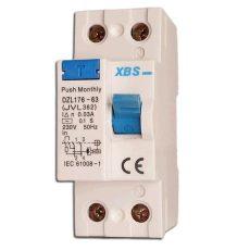 XBS áramvédő 2P 40A 30mA