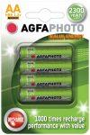 AgfaPhoto Akkumulátor Ceruza 2300mAh