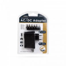 Adapter AC/DC 18W 3-12V