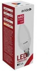Avide LED Candle izzó 6W