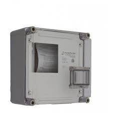 Fogyasztásmérő szekrény 1fázisú PVT 3030