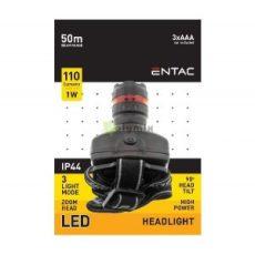 Fejlámpa LED fókuszálható