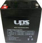 UPS akkumulátor 12V 4Ah