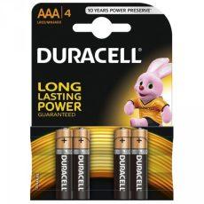 Duracell basic alkáli elem AAA