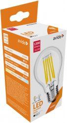 Avide LED Filament Globe 10.5W E27 360° NW 4000K