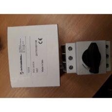 Főkapcsoló SD1 3x80A