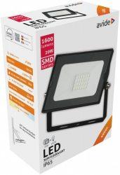 AVIDE SLIM LED SMD REFLEKTOR 20W