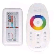 Avide LED Szalag 12V 216W RGB+W RF Érintőpaneles Távirányító és Vezérlő