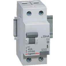 Legrand áramvédő 2P 40A 30mA