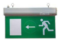 Tracon EXIT-01-J Élvilágítós LED kijáratjelző