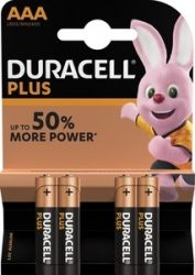 Duracell Plus Power AAA B4