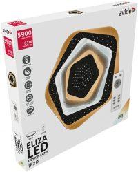 Avide Design Mennyezeti Lámpa Eliza 83W(41.5+41.5) RF Távirányítóval