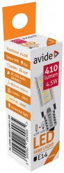 Avide LED 4.5W JD E14 220° NW 4000K