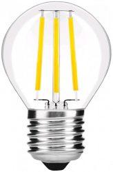 Avide LED Filament Mini Globe 4W E27