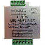 Avide LED Szalag 12V 288W RGB+W Jelerősítő