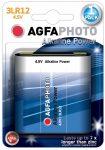 AgfaPhoto Alkáli Lapos Elem 4.5V B1