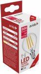 Avide LED Filament Mini Globe 7W E14 360° WW 2700K High Lumen