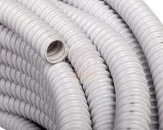 Műanyag D.12 spirálcső PVC