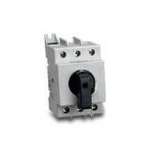 SD2 3*125A sínreszerelhető főkapcsoló