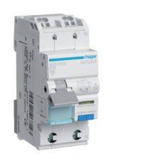 Hager 2P 16A 30mA áramvédő