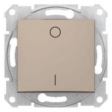 Sedna ,keresztkapcsoló, rugós bekötés Titánium