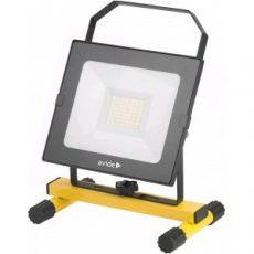 Avide LED reflektor Slim 30W állványos