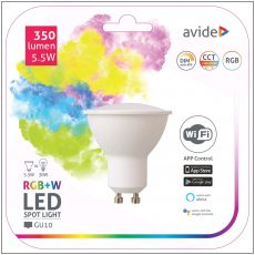 AVIDE smart LED GU10