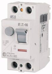 Home áram-védőkapcsoló 6kA, 2P, 25A