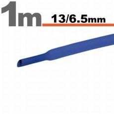 Zsugorcső kék 13 x 6,5