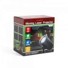 Lézer projektor leszúrótüskével, talppal